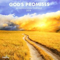 2018 Wall Calendar: Gods Promises