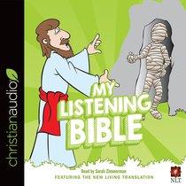 My Listening Bible NLT 85 Bible Stories (Unabridged, 3 Cds)