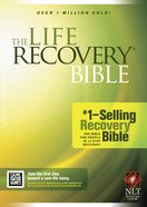 NLT Life Recovery Bible