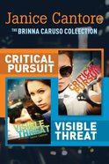 The Critical Pursuit / Visible Threat (Brinna Caruso Collection Series)
