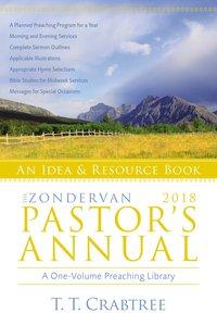 The Zondervan 2018 Pastors Annual