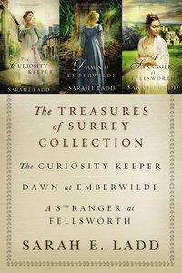 The Treasures of Surrey Collection (Treasures Of Surrey Novel Series)