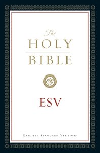 ESV Classic Reference Edition