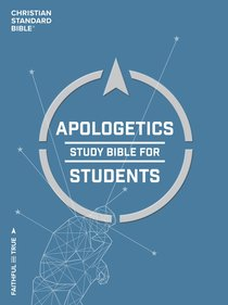 CSB Apologetics Study Bible For Students, Epub