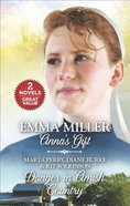 Annas Gift and Danger in Amish Country (2in1 Love Inspired Series)