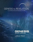 A Comprehensive Verse By Verse Exploration of the Bible (Genesis To Revelation Series)