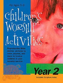 Childrens Worship Activities (Year 2)
