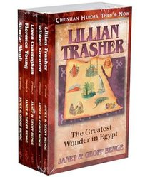 Gift Set 21-25 (Christian Heroes Then & Now Series)