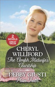 The Amish Midwifes Courtship / Plain Truth (Love Inspired Series Classic)