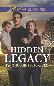 Hidden Legacy (Love Inspired Suspense Series)