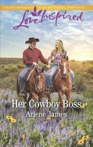 Her Cowboy Boss (The Prodigal Ranch) (Love Inspired Series)