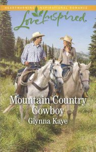 Mountain Country Cowboy (Hearts of Hunter Ridge) (Love Inspired Series)