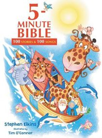 5-Minute Bible:100 Stories and Songs