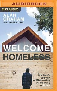 Welcome Homeless (Unabridged, Mp3)
