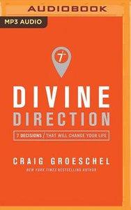 Divine Direction (Unabridged, Mp3)