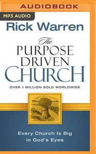 Every Church is Big in Gods Eyes (The Purpose Driven Church Series)