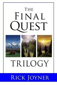 The Final Quest Trilogy (New Version/cover)