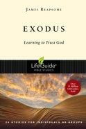Exodus (Lifeguide Bible Study Series)