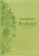 Devotional Collection Green (Womens 2018 Edition) (Our Daily Bread Series)