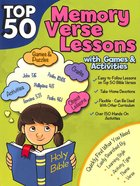 Top 50 Memory Verses With Games and Activities (Rosekidz Top 50 Series)