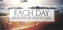Promises Easled Magnet: Each Day