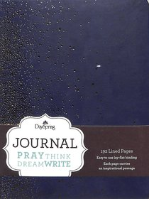 Journal: Points of Light (Navy/gold Durable Faux Leather)