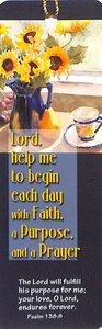 Tassel Bookmark: Lord, Help Me