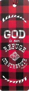 Tassel Bookmark: Refuge and Strength