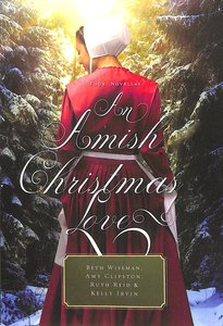 An 4in1: Amish Christmas Love (An Amish Christmas Love Series)