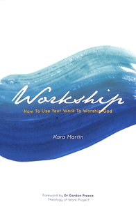 Workship book cover