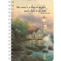 Journal Thomas Kinkade: Beacon of Hope Lighthouse