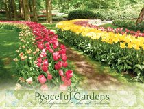 2018 Wall Calendar: Peaceful Gardens