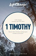1 Timothy (Lifechange Study Series)