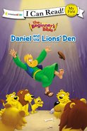 Daniel and the Lions Den (My First I Can Read/beginners Bible Series)