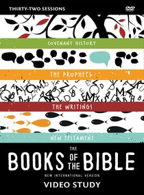 The Books of the Bible (Dvd Study)