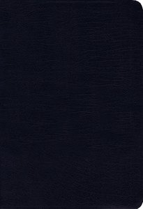 NIV Thinline Bible Navy Indexed Red Letter Edition