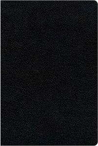 NIV Biblical Theology Study Bible Black (Black Letter Edition)