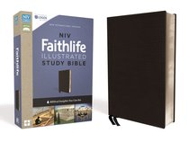 NIV Faithlife Illustrated Study Bible Indexed Black