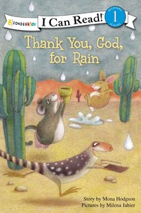 Thank You God For Rain (I Can Read!1 Series)