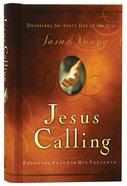 Jesus Calling Seeking Peace in His Presence