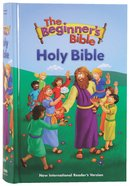 NIRV the Beginners Bible Large Print (Black Letter Edition)
