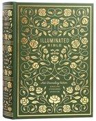 ESV Illuminated Bible Art Journaling Edition Green (Black Letter Edition)