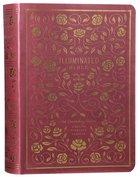 ESV Illuminated Bible Art Journaling Edition Burgundy (Black Letter Edition)