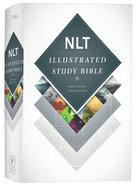 NLT Illustrated Study Bible (Black Letter Edition)