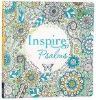 NLT Inspire Psalms Creative Journaling (Black Letter Edition)