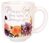 Gracelaced Mug: Praise God From Whom All Blessings Flow