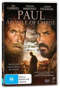 Paul, Apostle of Christ Movie (2018)