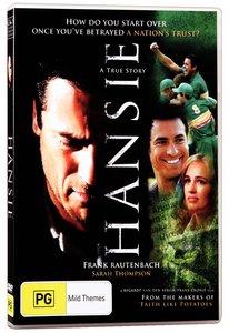 Hansie: True Story Single DVD