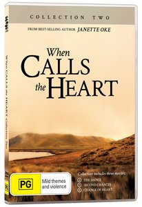 When Calls the Heart Collection #02 (3 Dvds)