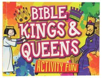 Bible Activity Fun: Kings and Queens